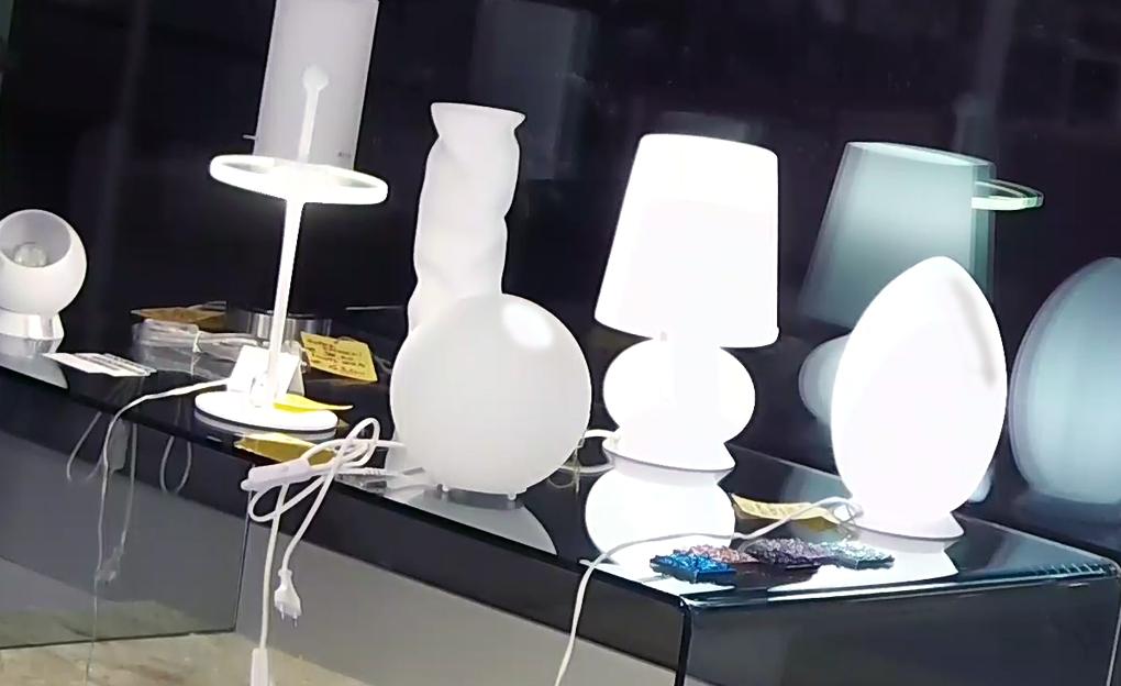 Marchi lampade design parete garden luce illuminazione design