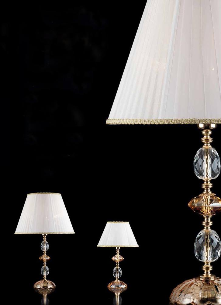 Lampade da tavolo per la casa e l 39 ufficio fanluce fano - Lampade da tavolo in vetro ...