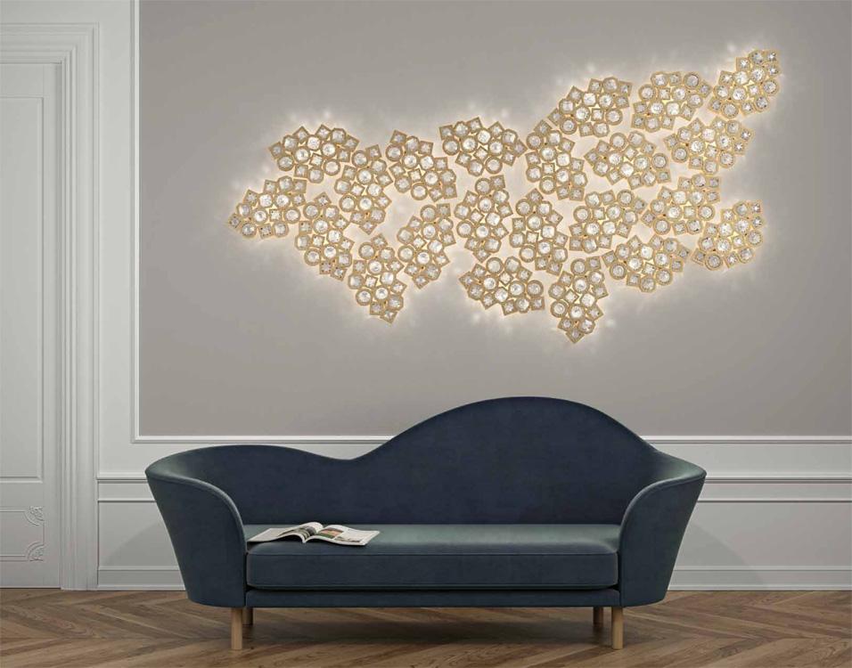 Plafoniere In Legno E Vetro : Lampade a parete e soffitto moderne classiche fanluce u2013 fano