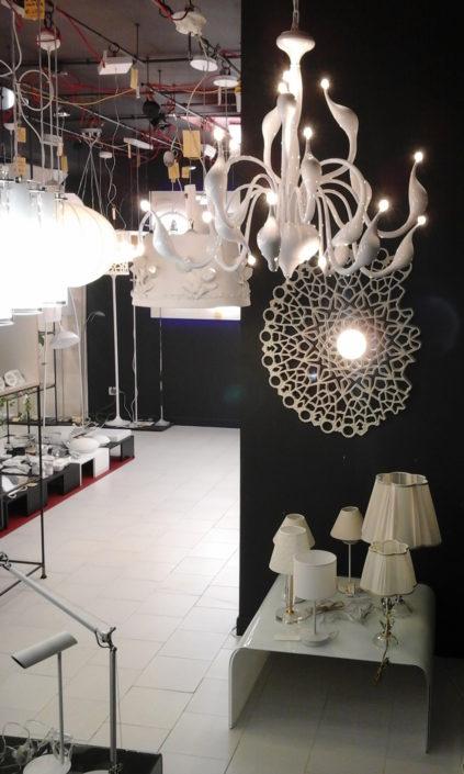 Fanluce vendita lampadari, illuminazione per la casa, Fano